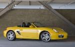 Флэшбек Porsche BoxsterS