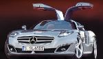 Эксклюзив от Mercedes: модель 300 SL W198 Gullwing