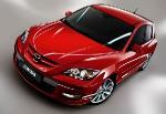 Новое поколение Mazda 3 MPS