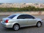 Начались продажи нового поколения Toyota Avensis