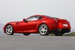 Schumacher за рулем Ferrari 599 GTB HGTE