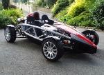 Автопроизводитель спортивного автомобиля Ariel Atom, планирует выпустить экологически чистую версию этой модели
