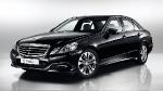Автомобильное купе Mercedes E-Class собрано на базе более дешевой модели