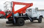 Автовышка Palfinger P200A на ГАЗ-33081