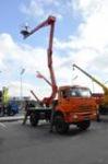 Автовышка Palfinger P240A на КамАЗ-43502 (4х4)