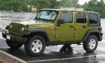 Терминатор предпочитает Jeep Wrangler Unlimited