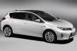 В России обновленная Toyota Auris