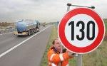 Предел скорости – 130 км