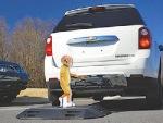 Страховщики: парктроники не гарантируют безопасную езду задним ходом
