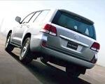 Toyota Land Cruiser 200 получил награду