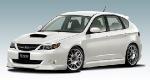 Тур Subaru Impreza по России
