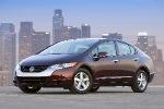 Honda продолжает совершенствовать FCX Clarity