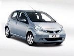 Китайцы клонировали Toyota Aygo