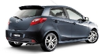 Новая версия Mazda2