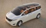 Семейный мини-вэн от Nissan